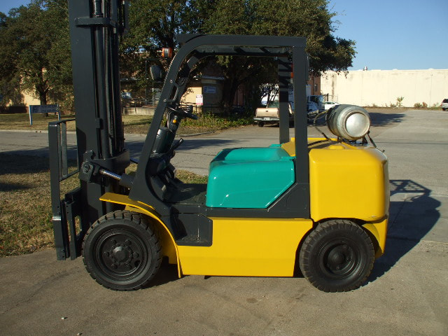 Used Forklifts For Sale Houston - Reconditioned-Forklifts com 4K