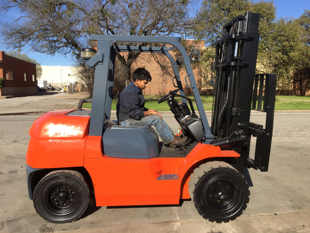 Reconditioned Forklifts.com 4K LIFT CO.