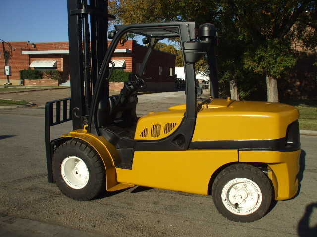 Used Yale Forklifts for Sale houston - Reconditioned
